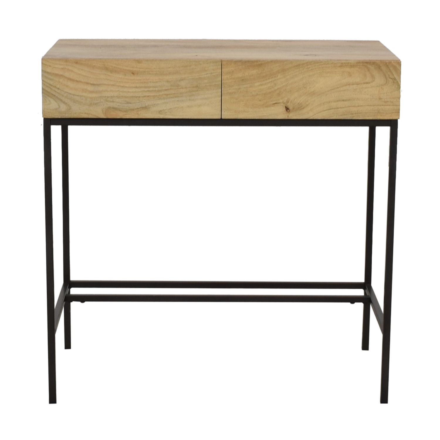 West Elm West Elm Industrial Storage Mini Desk coupon