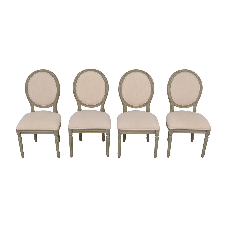 shop Joss & Main Chestertown Upholstered Dining Chairs Joss & Main Dining Chairs