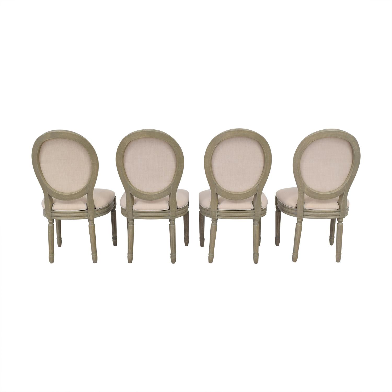 Joss & Main Joss & Main Chestertown Upholstered Dining Chairs Dining Chairs