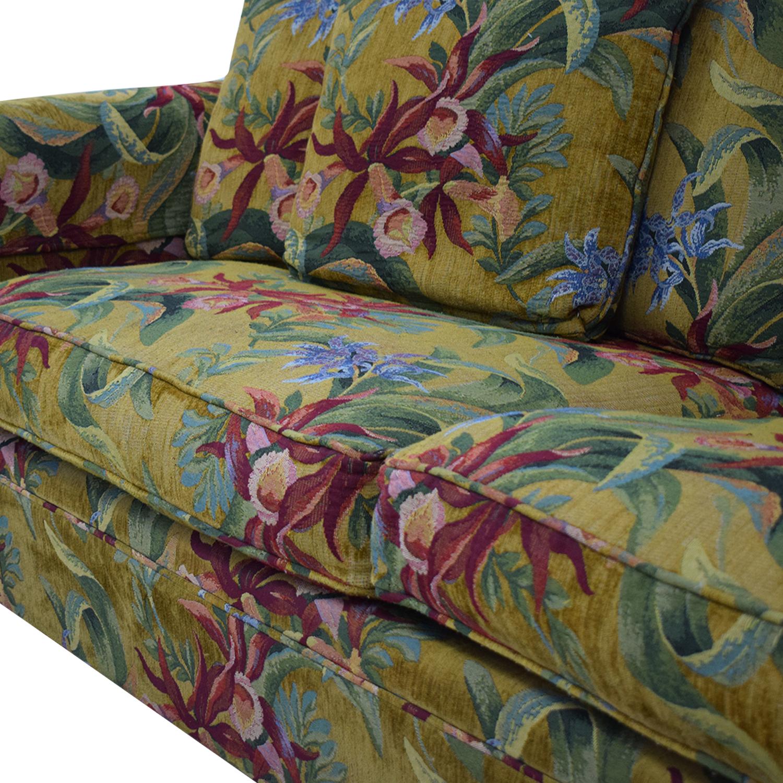 shop Crate & Barrel Custom Fabric Full Sleeper Sofa Crate & Barrel