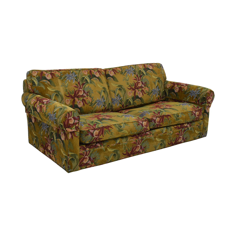 Crate & Barrel Crate & Barrel Custom Fabric Full Sleeper Sofa used