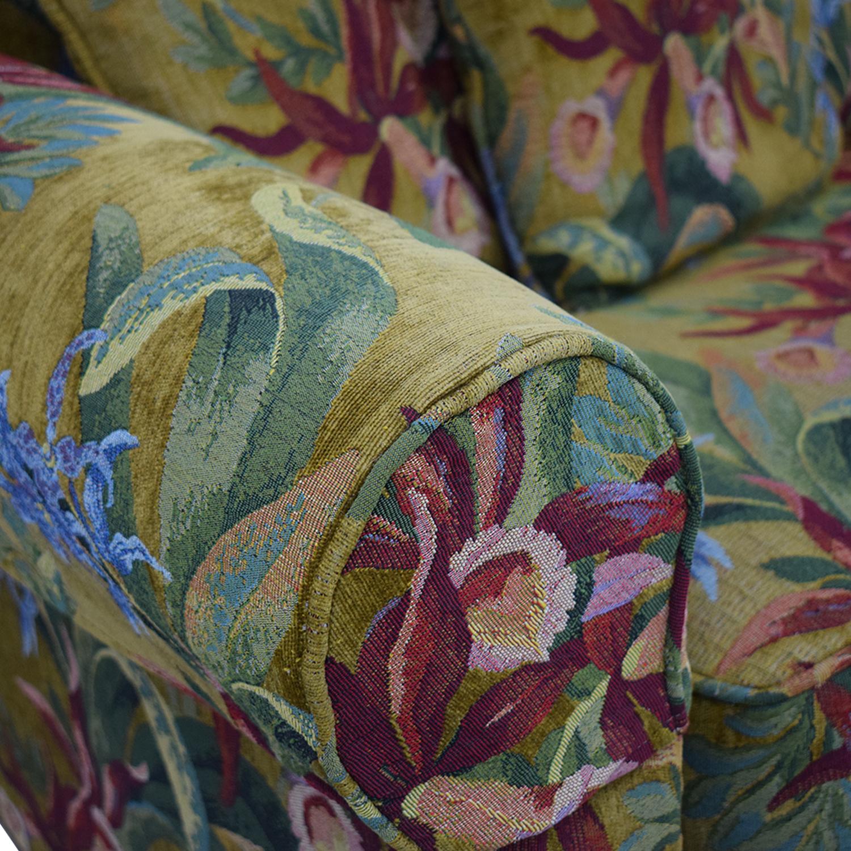 Crate & Barrel Crate & Barrel Custom Fabric Full Sleeper Sofa on sale