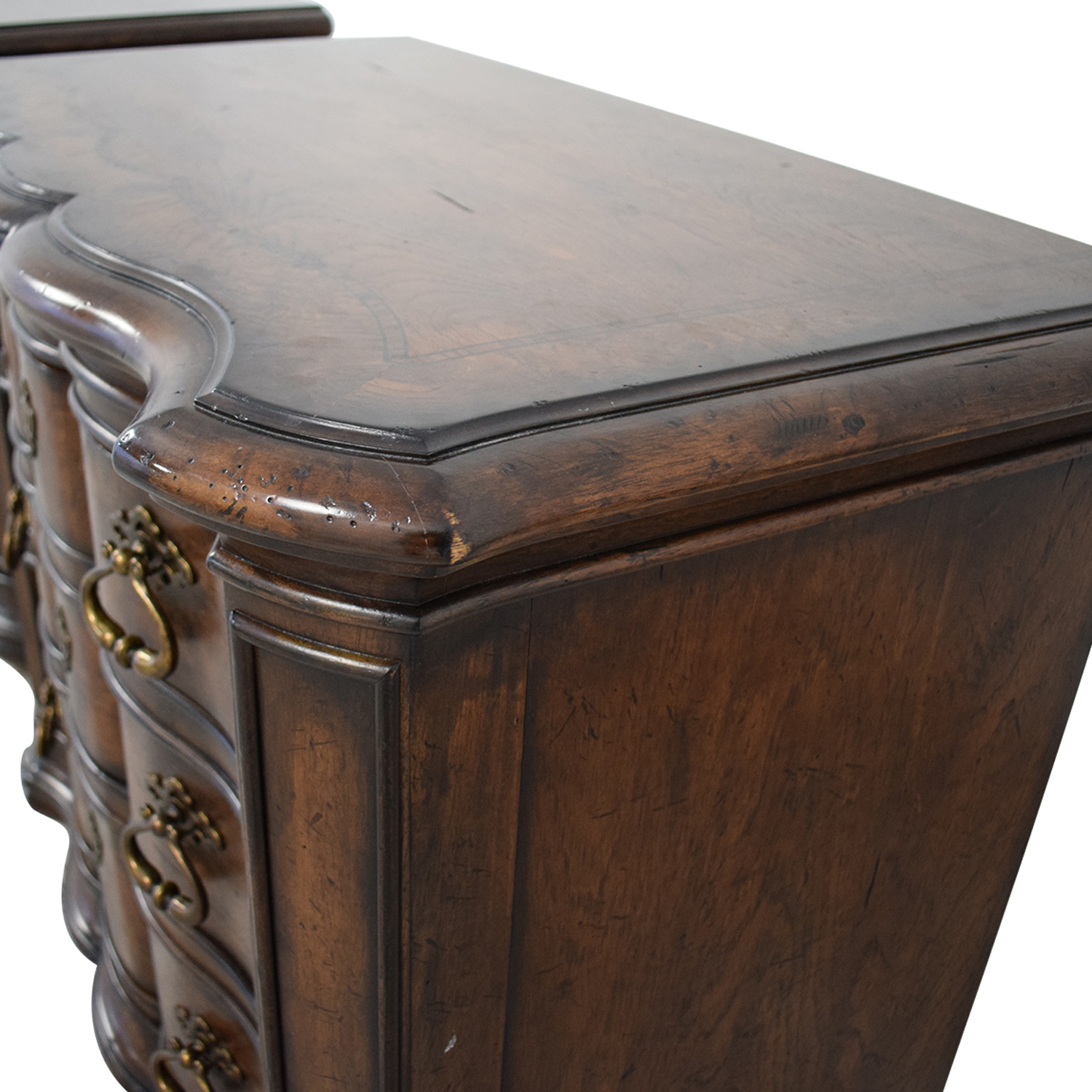 shop Thomasville Hills of Tuscany Lucca Nightstands Thomasville Tables