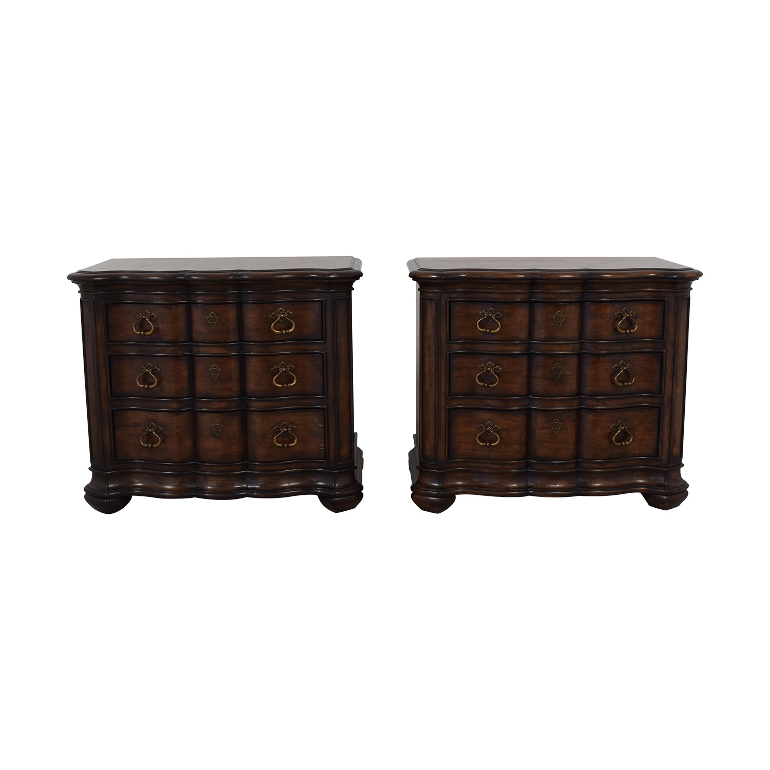 Thomasville Thomasville Hills of Tuscany Lucca Nightstands nyc