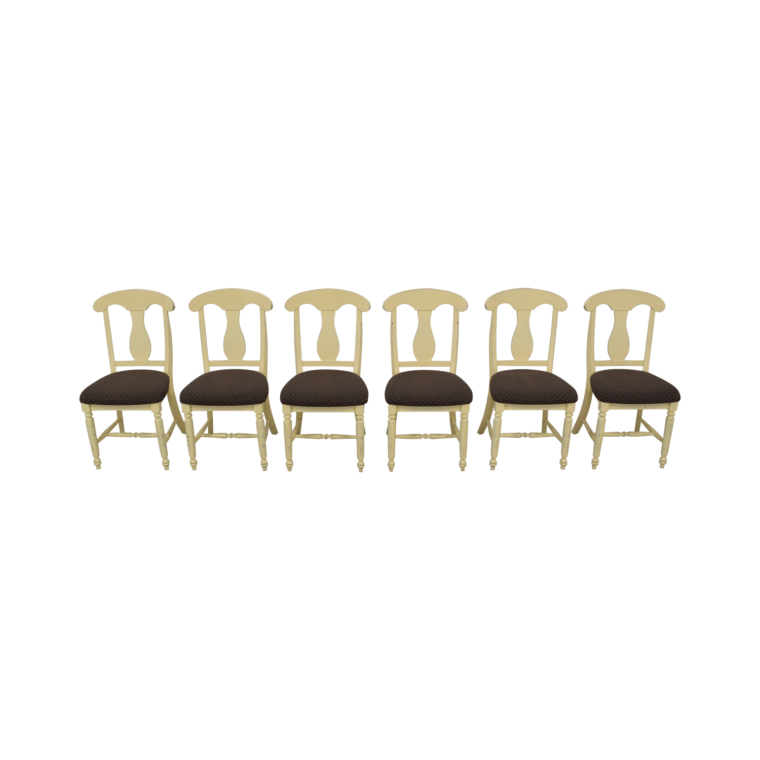 Canadel Furniture Upholstered Dining Chairs dimensions