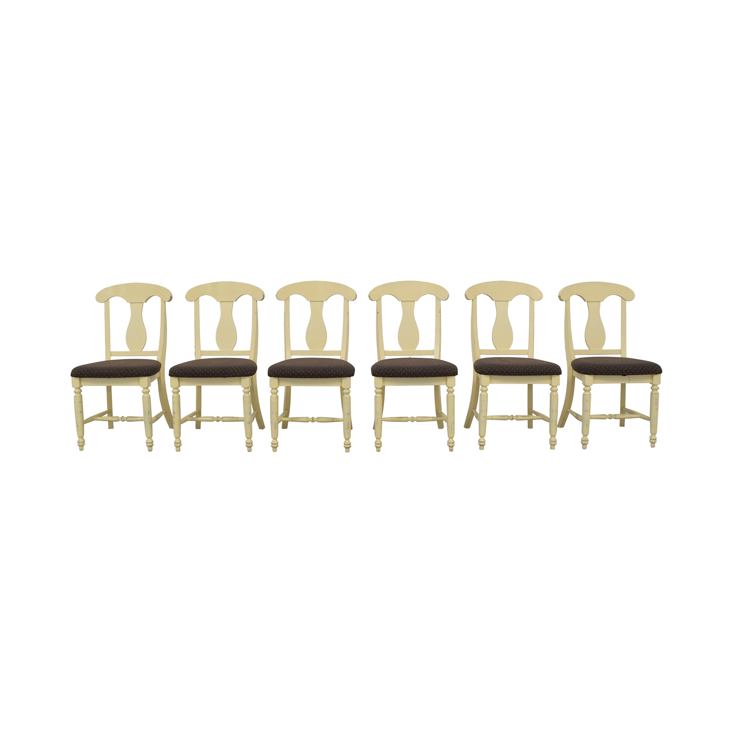 Canadel Furniture Upholstered Dining Chairs