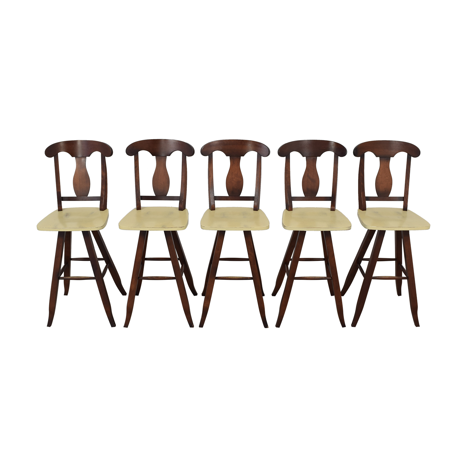 shop Traditional Swivel Stools  Chairs