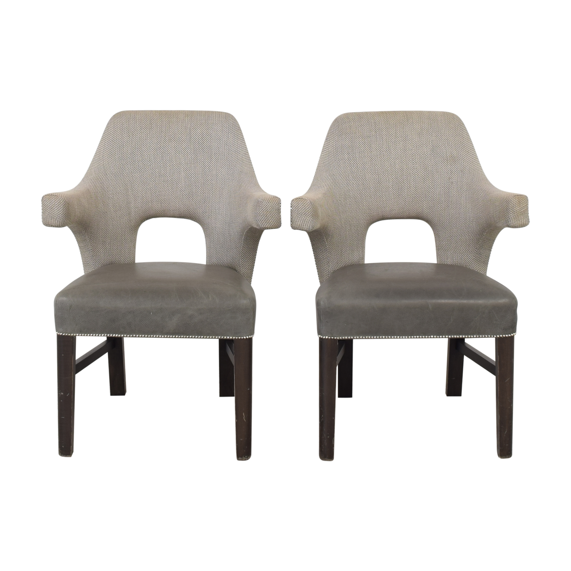 Thom Filicia Modern Dining Chairs / Dining Chairs