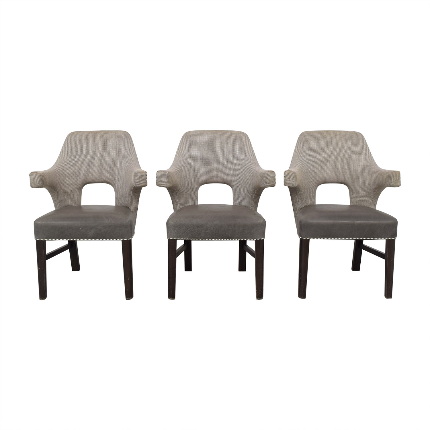 shop Thom Filicia Modern Dining Chairs Thom Filicia Dining Chairs