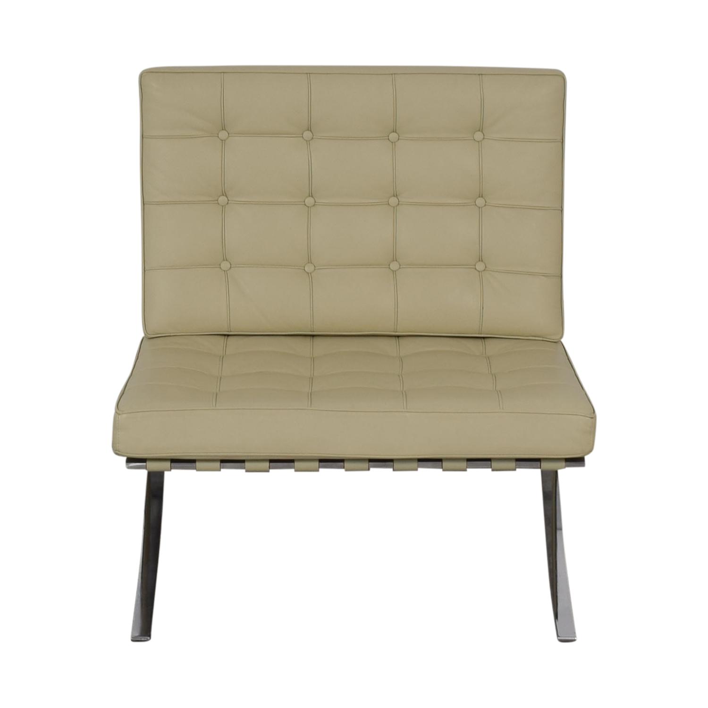 Barcelona-Style Armchair for sale