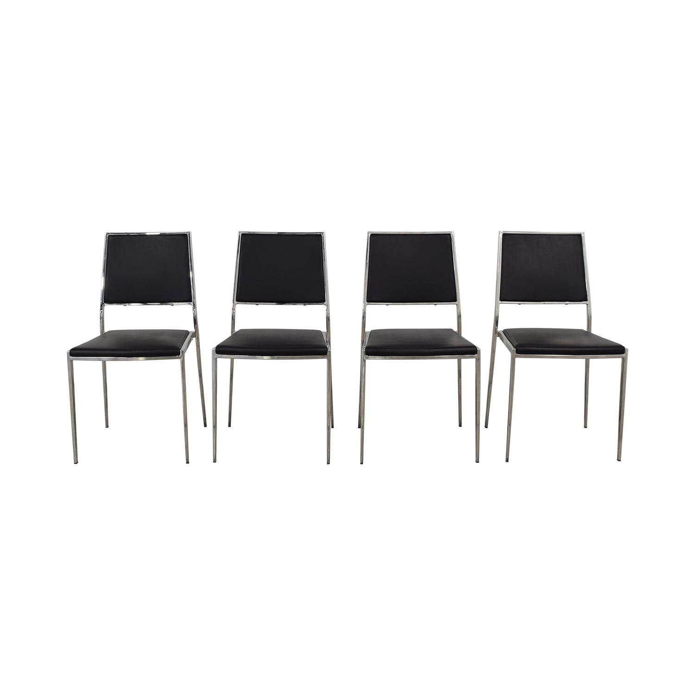 Nuevo Aaron Side Chairs / Dining Chairs