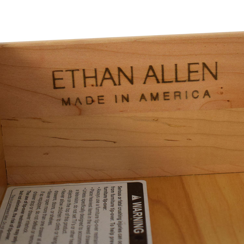 Ethan Allen Dawson Tall Dresser / Storage