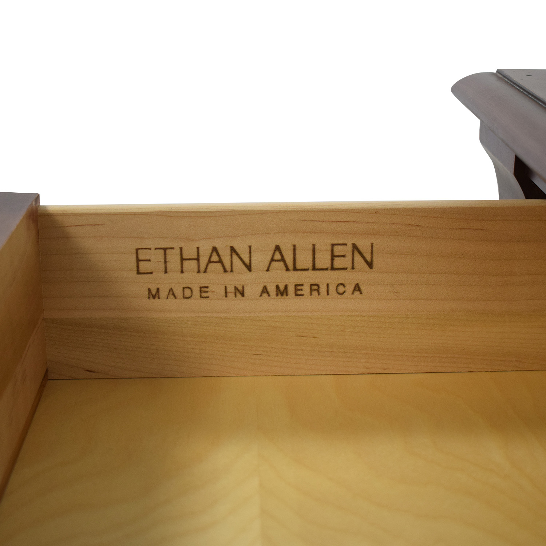 Ethan Allen Ethan Allen Daryn Chest used