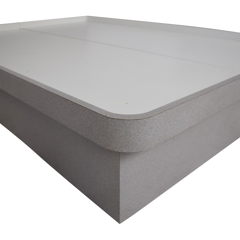 Full Platform Bedframe