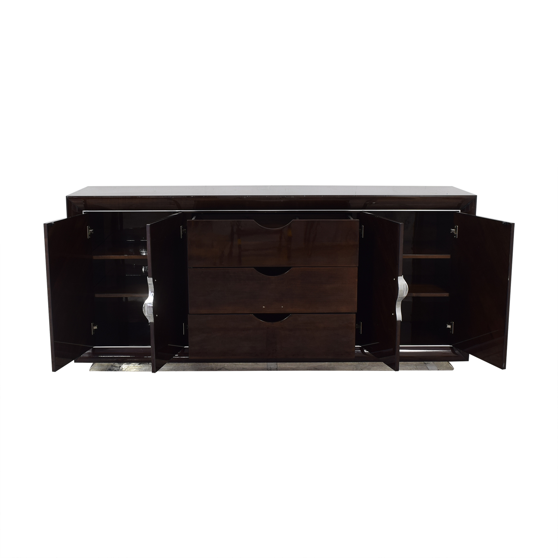 Elio Elio Modern Art Deco Credenza Storage