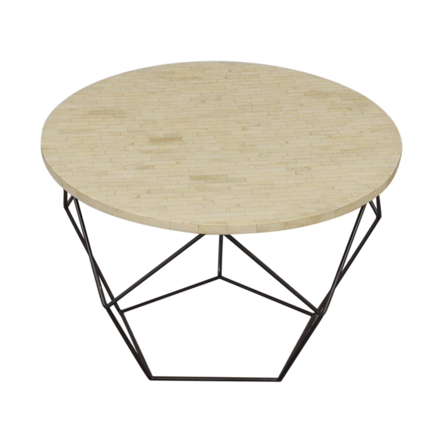 shop West Elm Origami Coffee Table West Elm