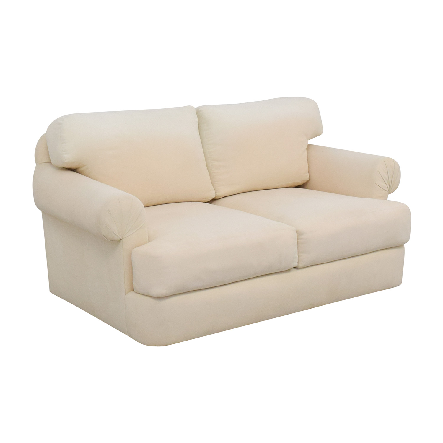 Two Cushion Loveseat coupon