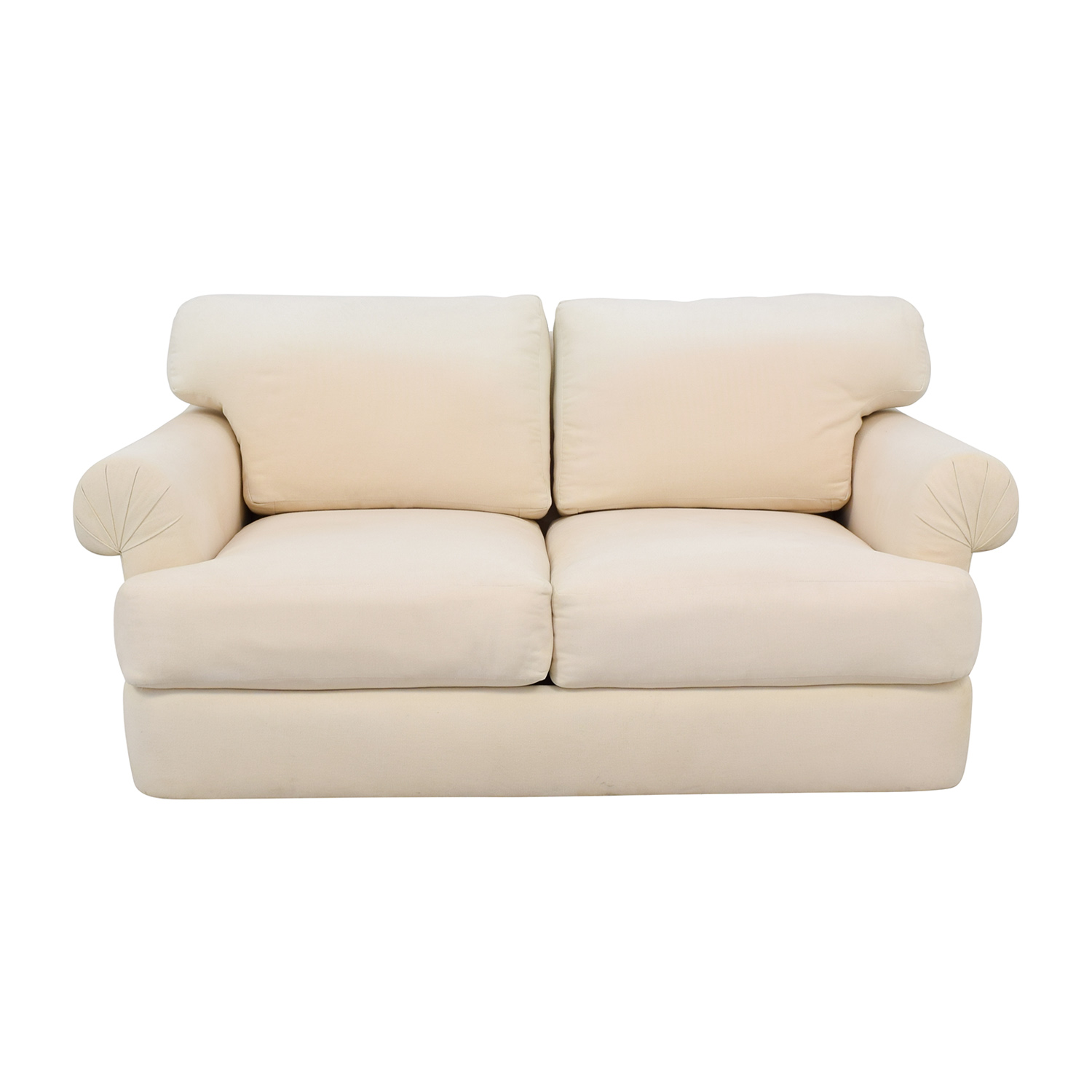 Two Cushion Loveseat discount