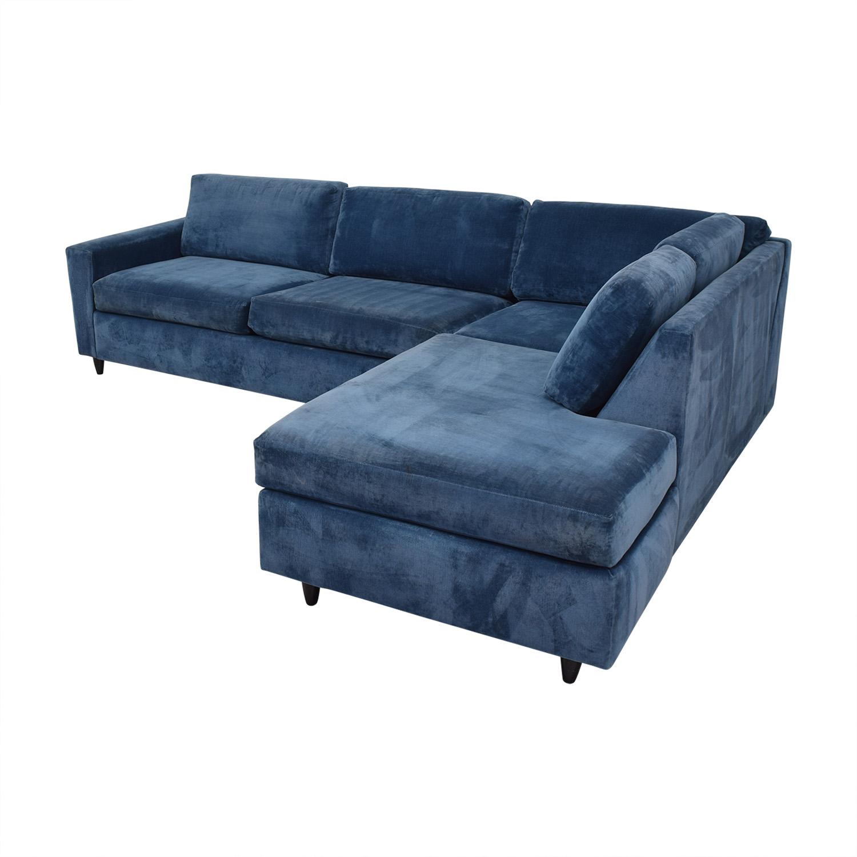 Jensen-Lewis Jensen-Lewis Sectional Sofa nyc