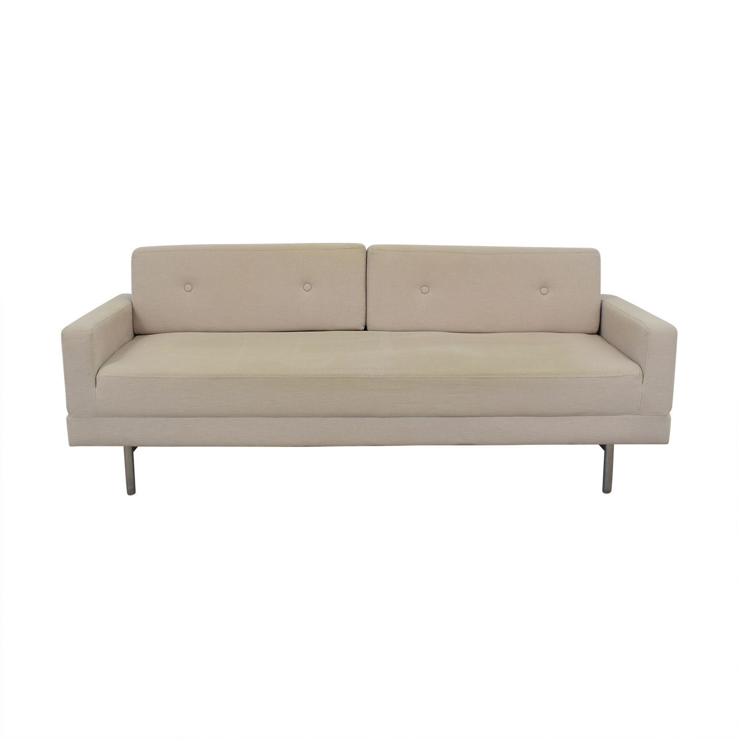 "Blu Dot One Night Stand 80"" Sleeper Sofa Blu Dot"