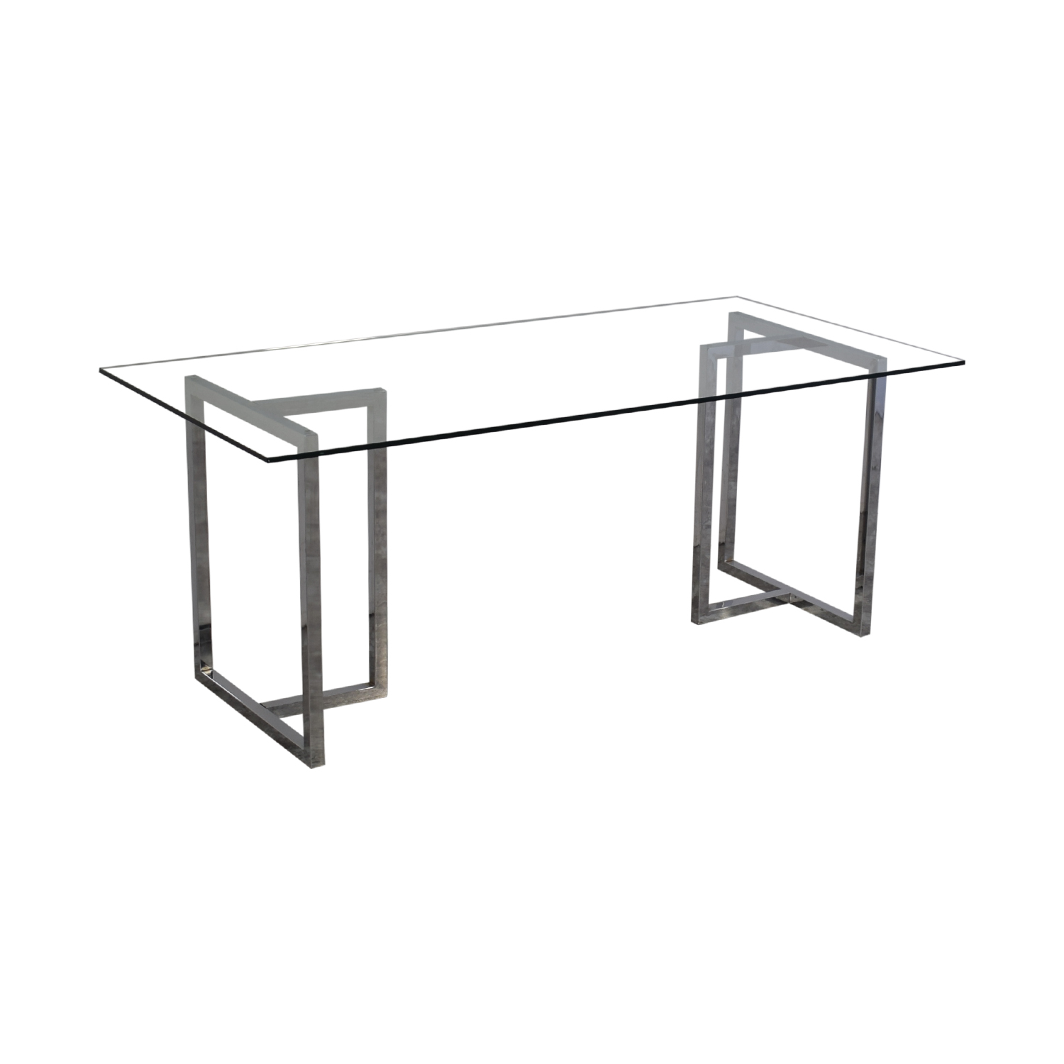 Outstanding 31 Off Cb2 Cb2 Silverado Dining Table Tables Beatyapartments Chair Design Images Beatyapartmentscom