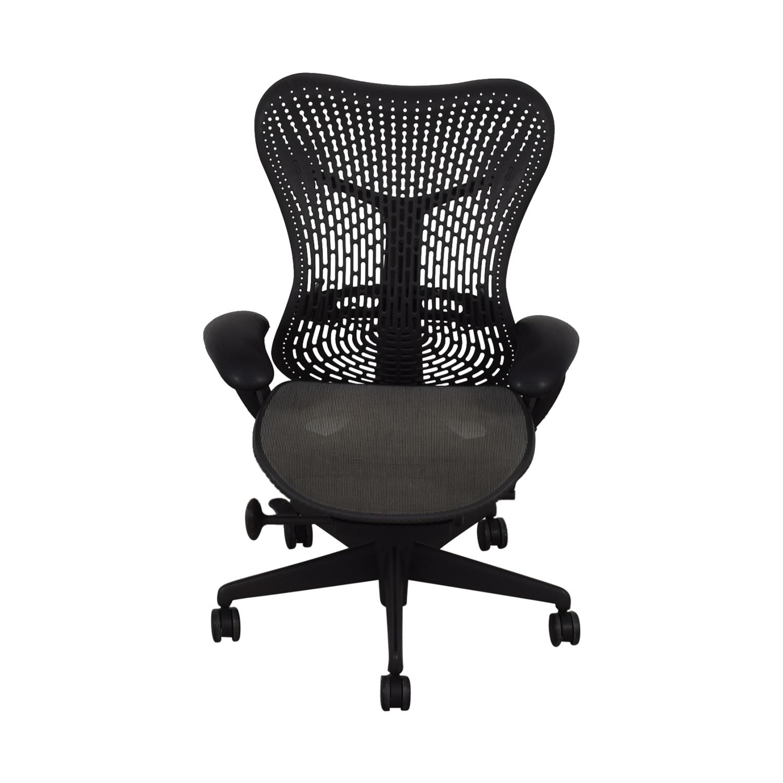 buy Herman Miller Ergonomic Office Chair Herman Miller Home Office Chairs
