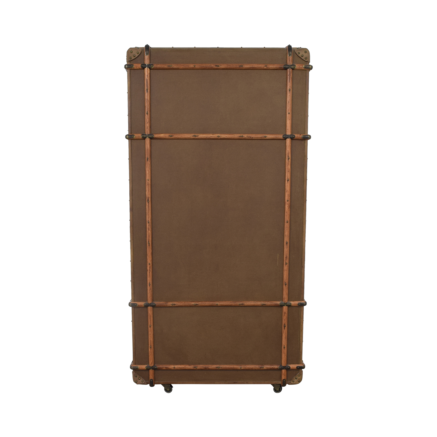 Restoration Hardware Restoration Hardware Richard's Trunk Secretary price