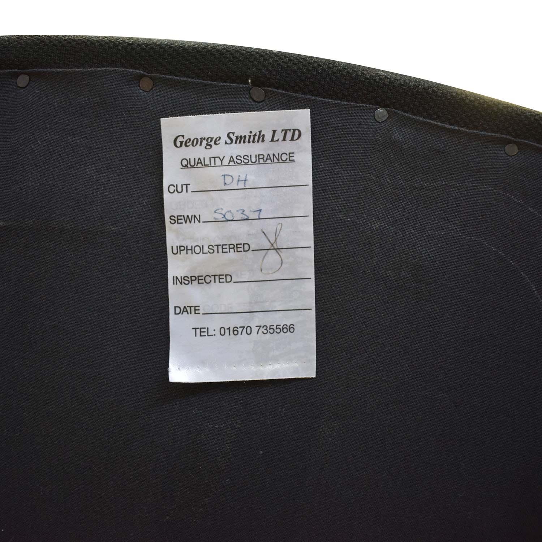 Tom Dixon Tom Dixon Wingback Black Leg Hallingdal 65 Chair black