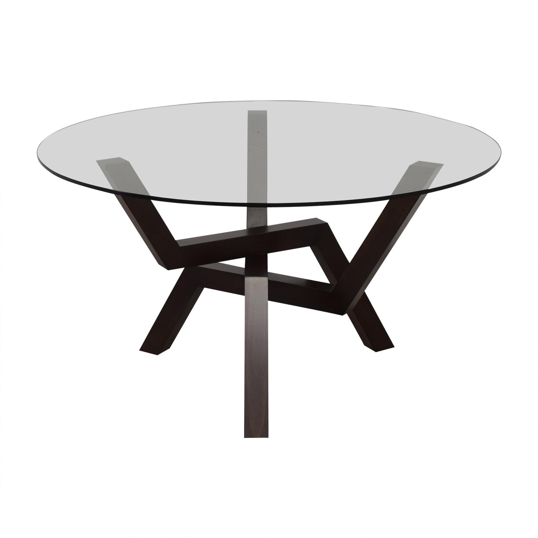 AllModern AllModern Cleo Dining Table dimensions