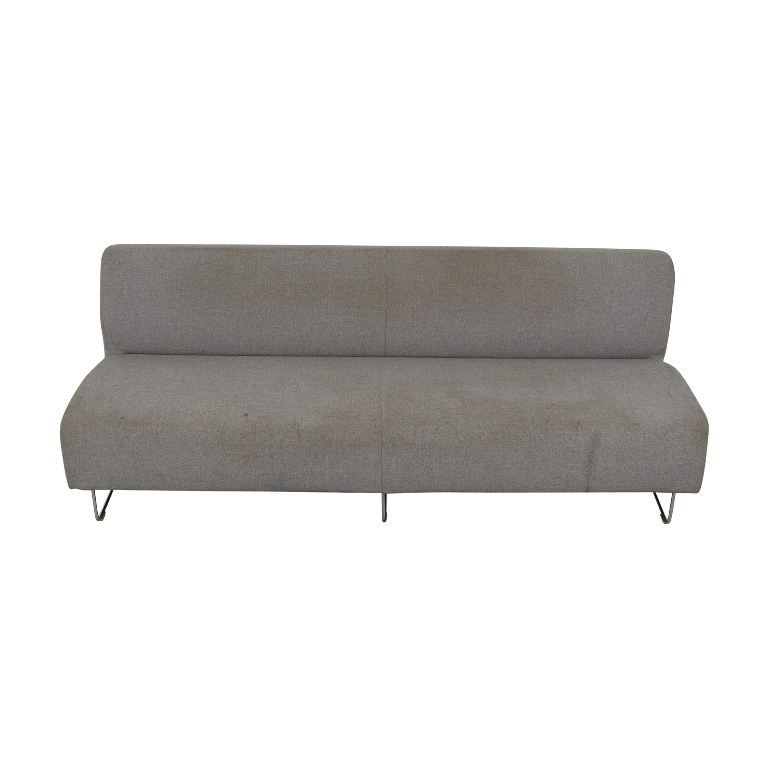 Modern Single Cushion Sofa nj