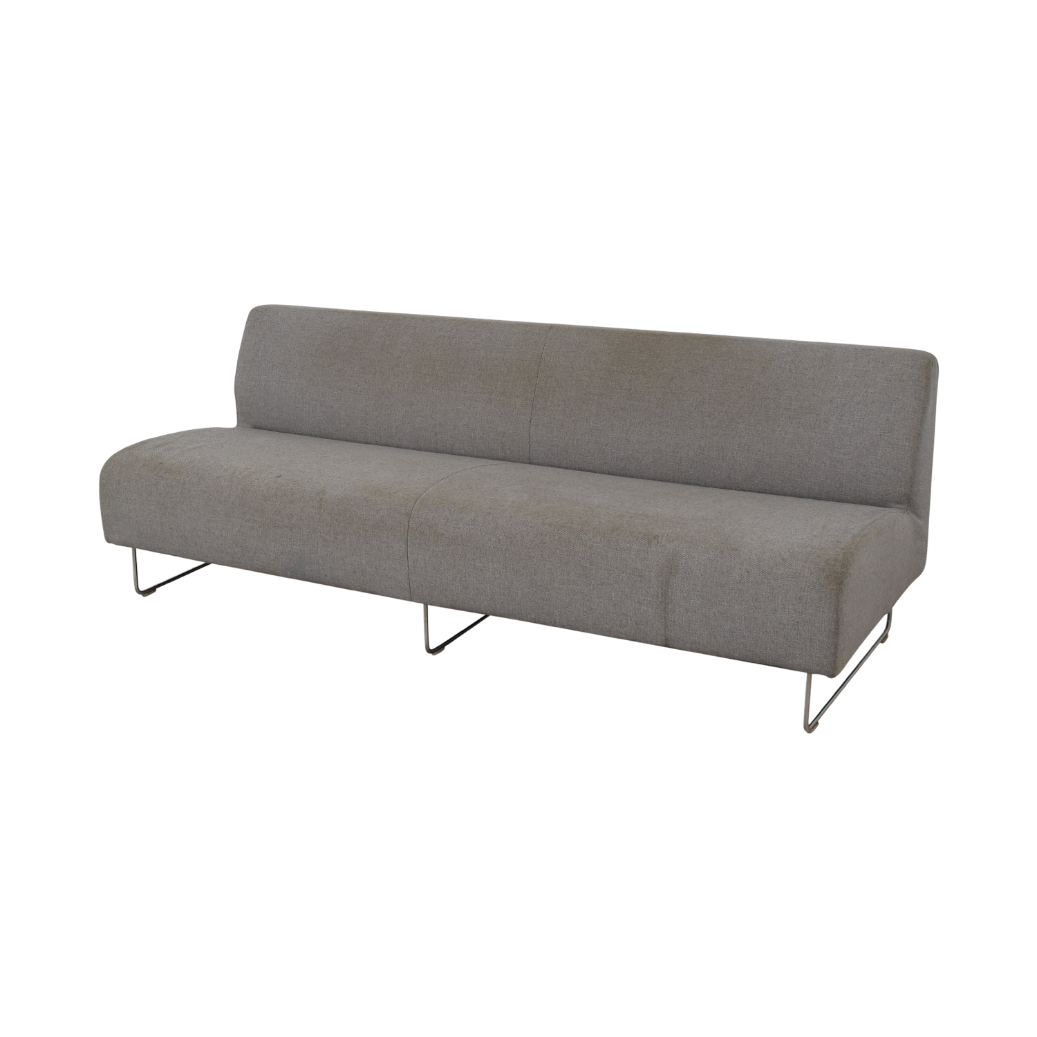 buy Modern Single Cushion Sofa  Sofas