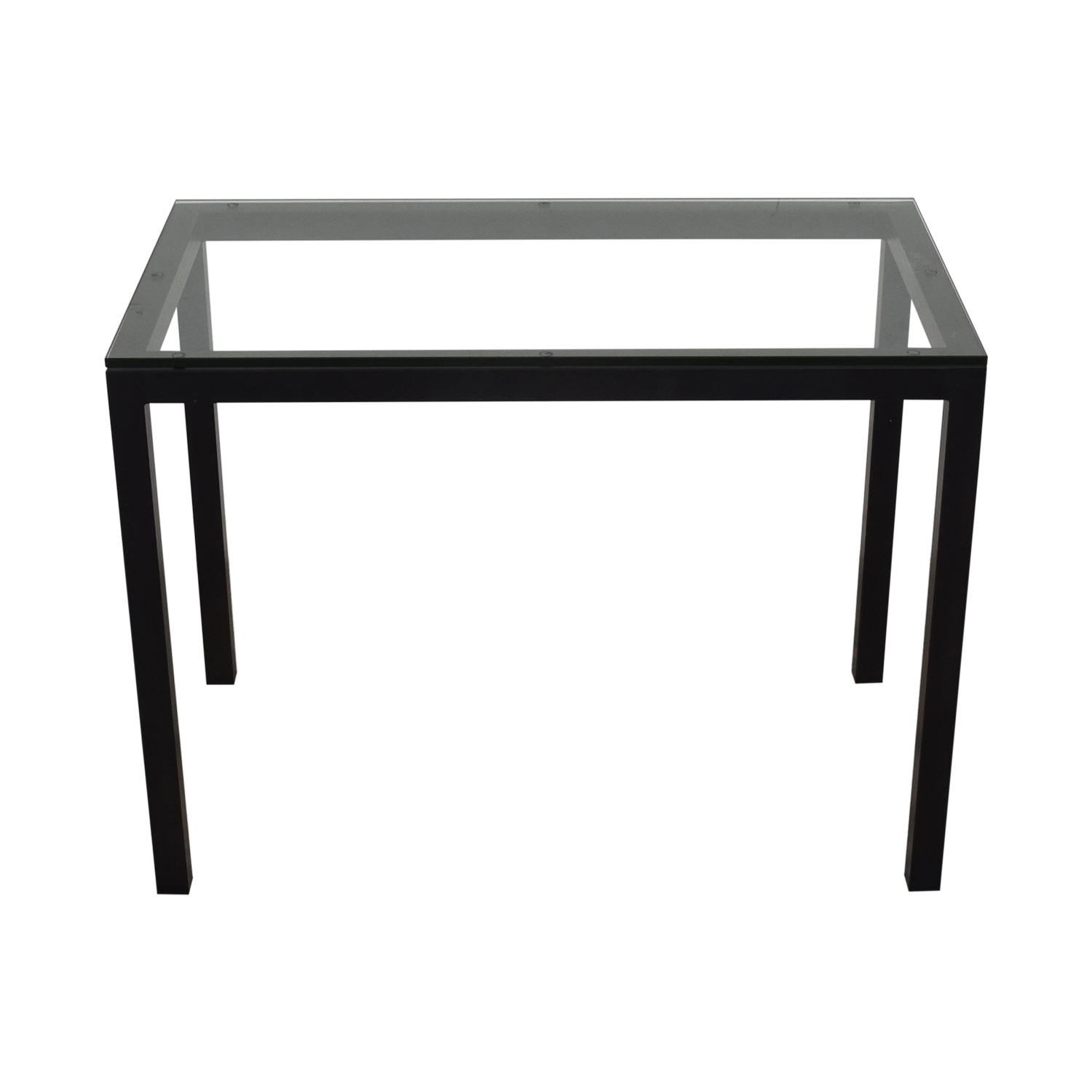 Crate & Barrel Crate & Barrel Parsons High Dining Table coupon