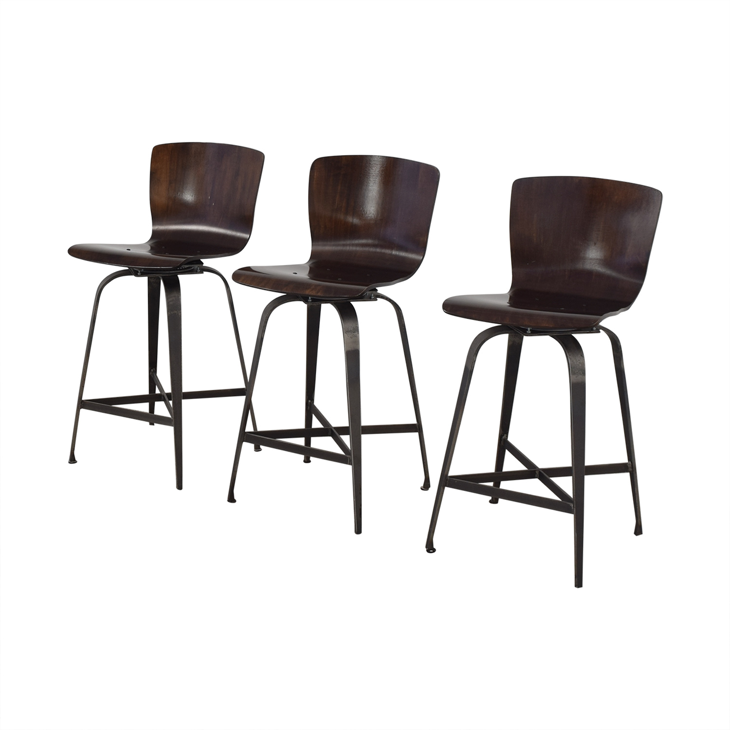 Charleston Forge Fresno Swivel Counterstools / Chairs