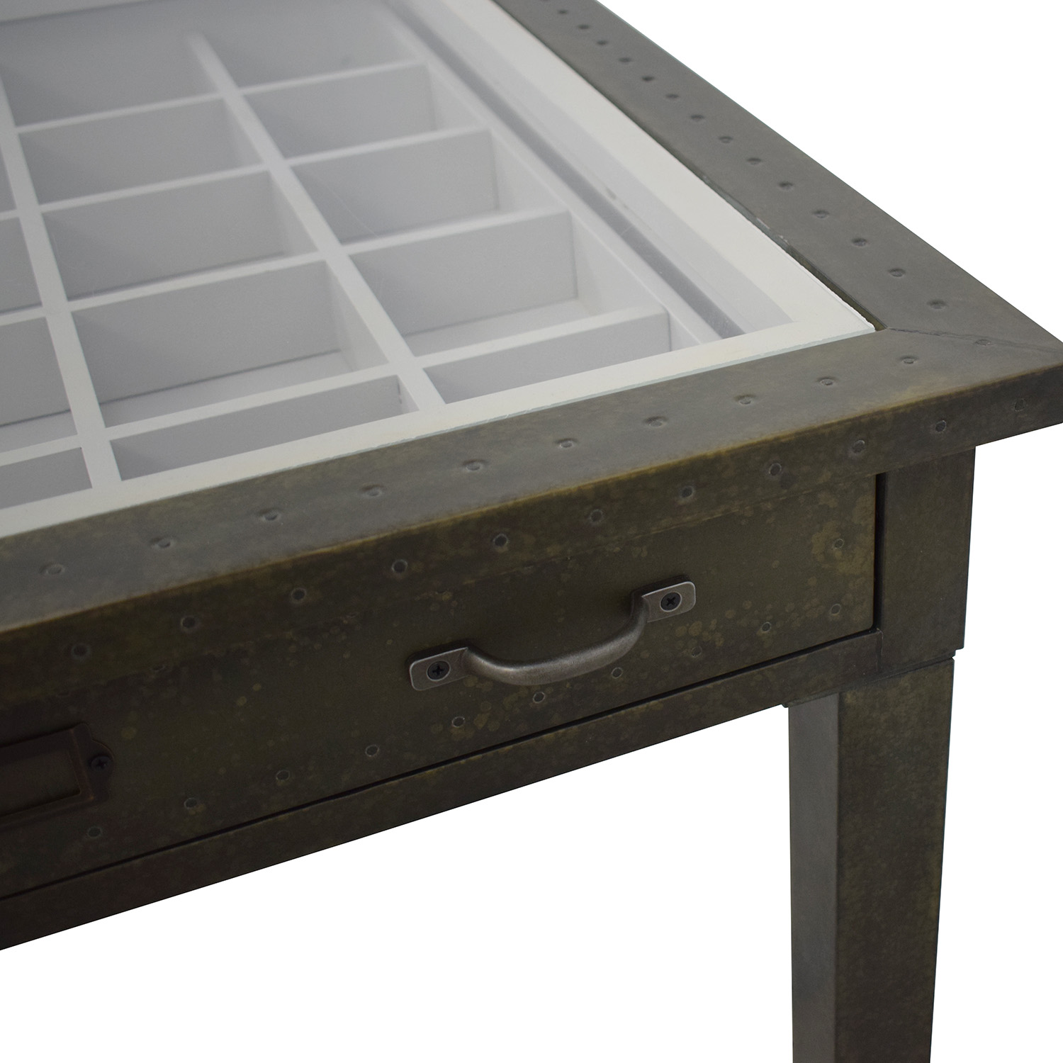 Restoration Hardware Restoration Hardware Vintage Curator Play Table used