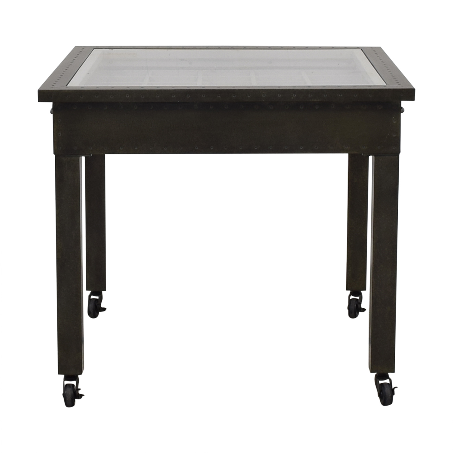 Restoration Hardware Vintage Curator Play Table Restoration Hardware