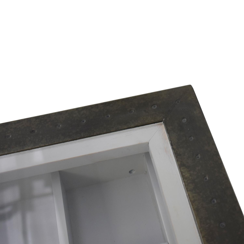 Restoration Hardware Restoration Hardware Vintage Curator Play Table gray