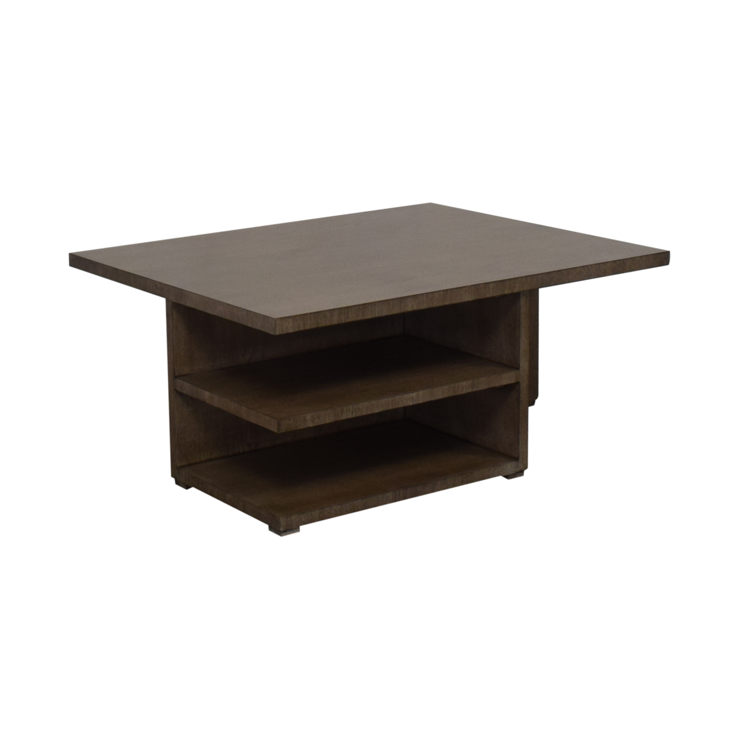 71% OFF   CTH Sherrill Occasional Furniture CTH Sherrill Occasional  Furniture Cocktail Table With Ottomans / Tables