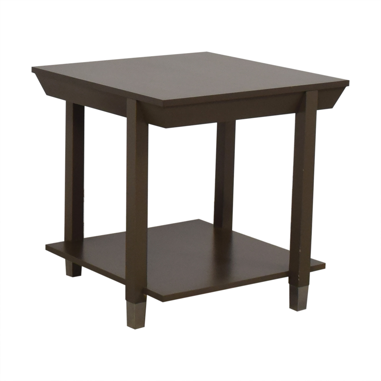 CTH Sherrill Occasional Furniture CTH Sherril Occasional Furniture Square End Table