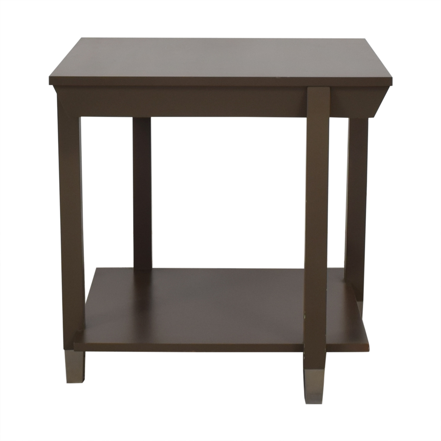 shop CTH Sherril Occasional Furniture Square End Table CTH Sherrill Occasional Furniture End Tables