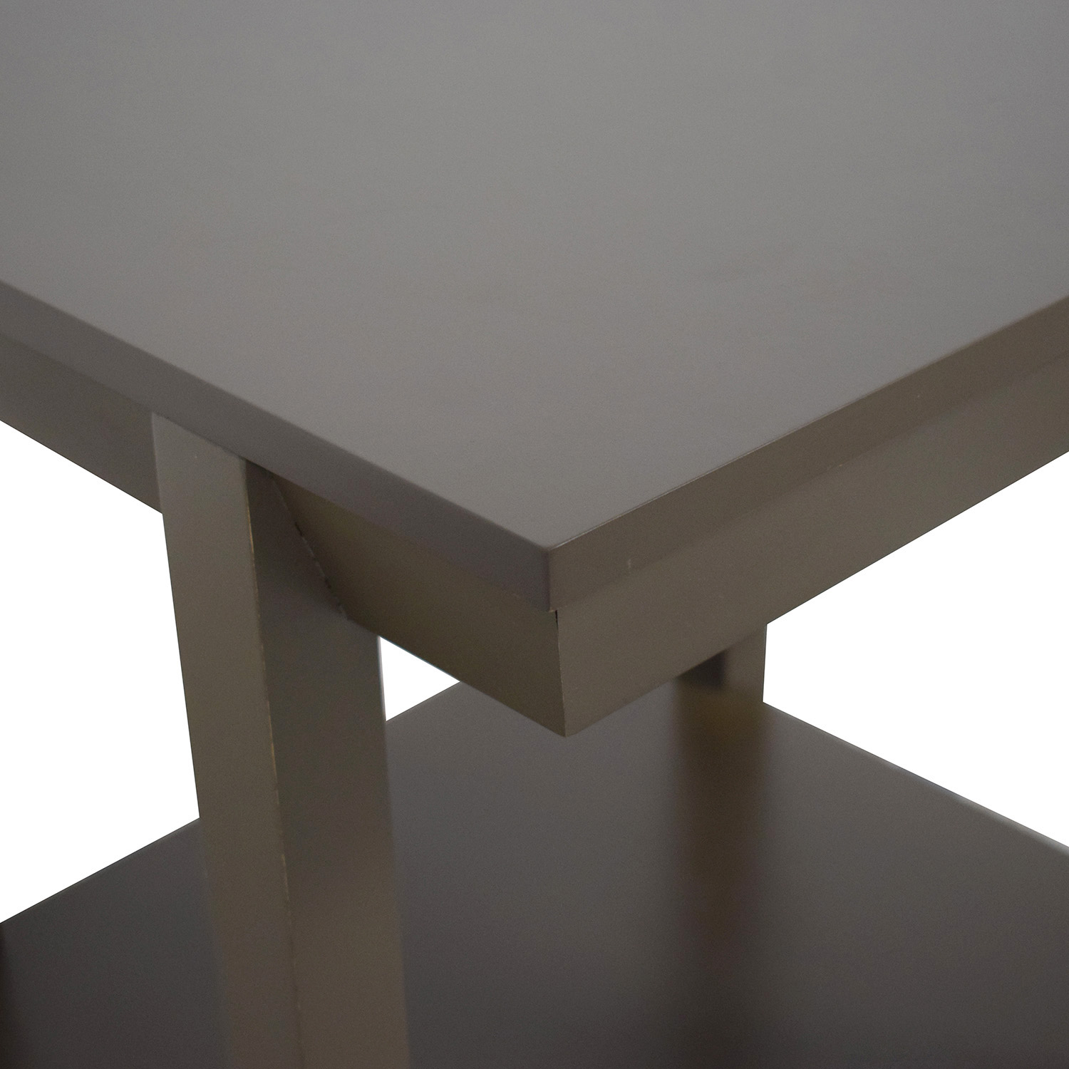 CTH Sherril Occasional Furniture Square End Table / End Tables