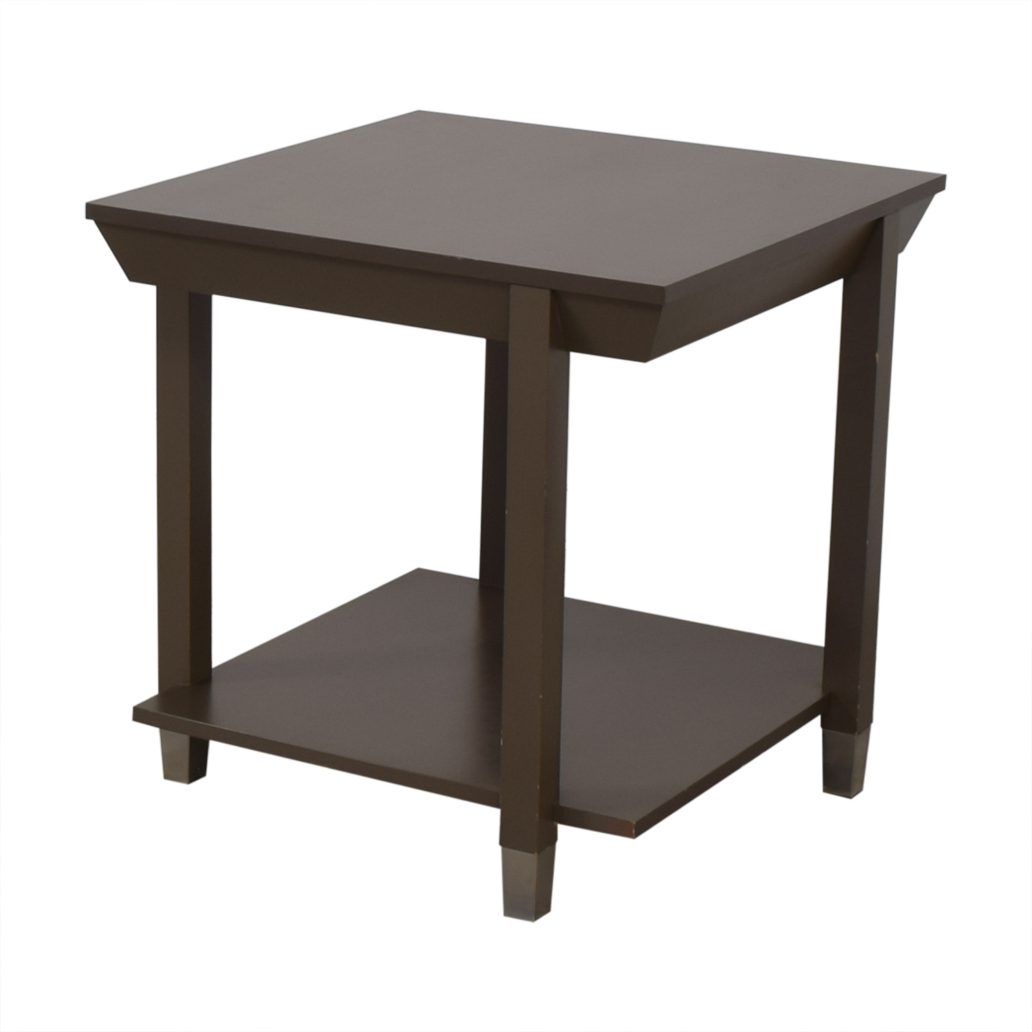 CTH Sherrill Occasional Furniture CTH Sherril Occasional Furniture Square End Table on sale