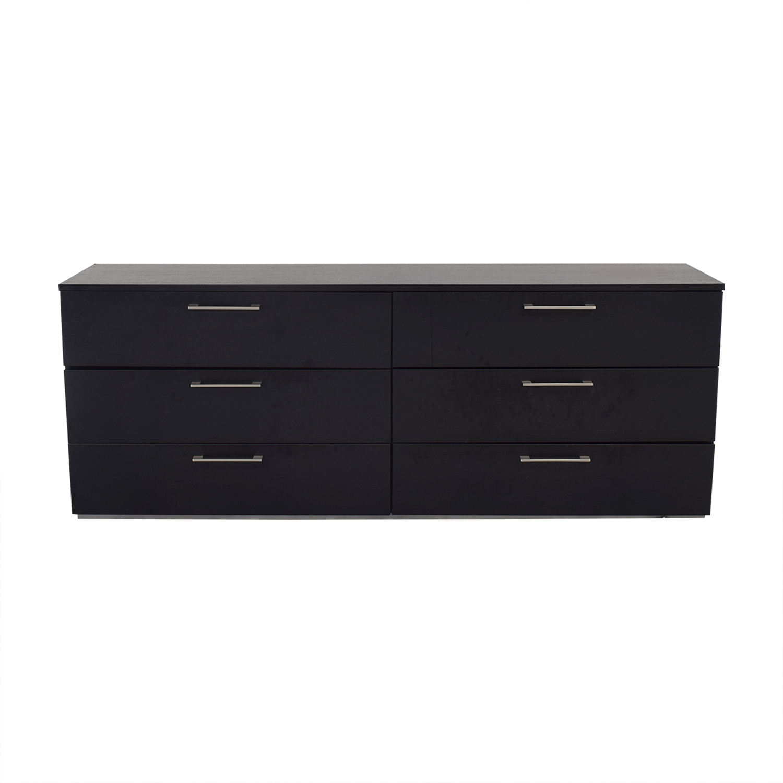 BoConcept BoConcept Six Drawer Dresser Dressers