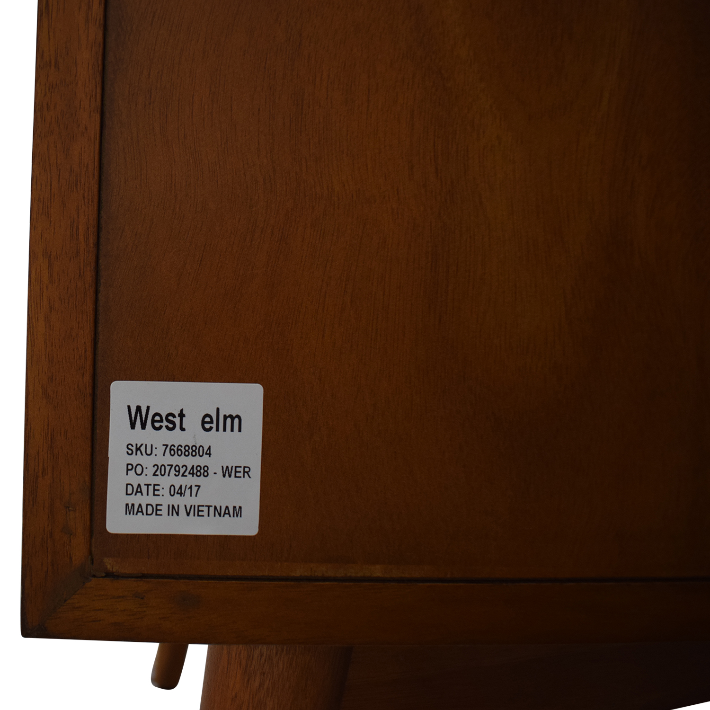West Elm West Elm Mid-Century Media Console nj