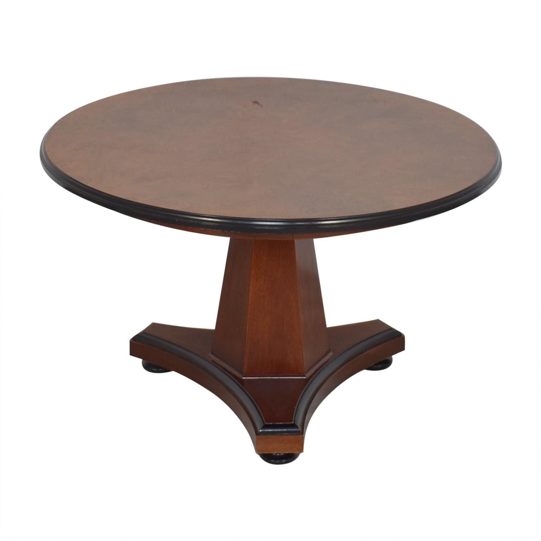 Mark Hampton Round Dining Table sale