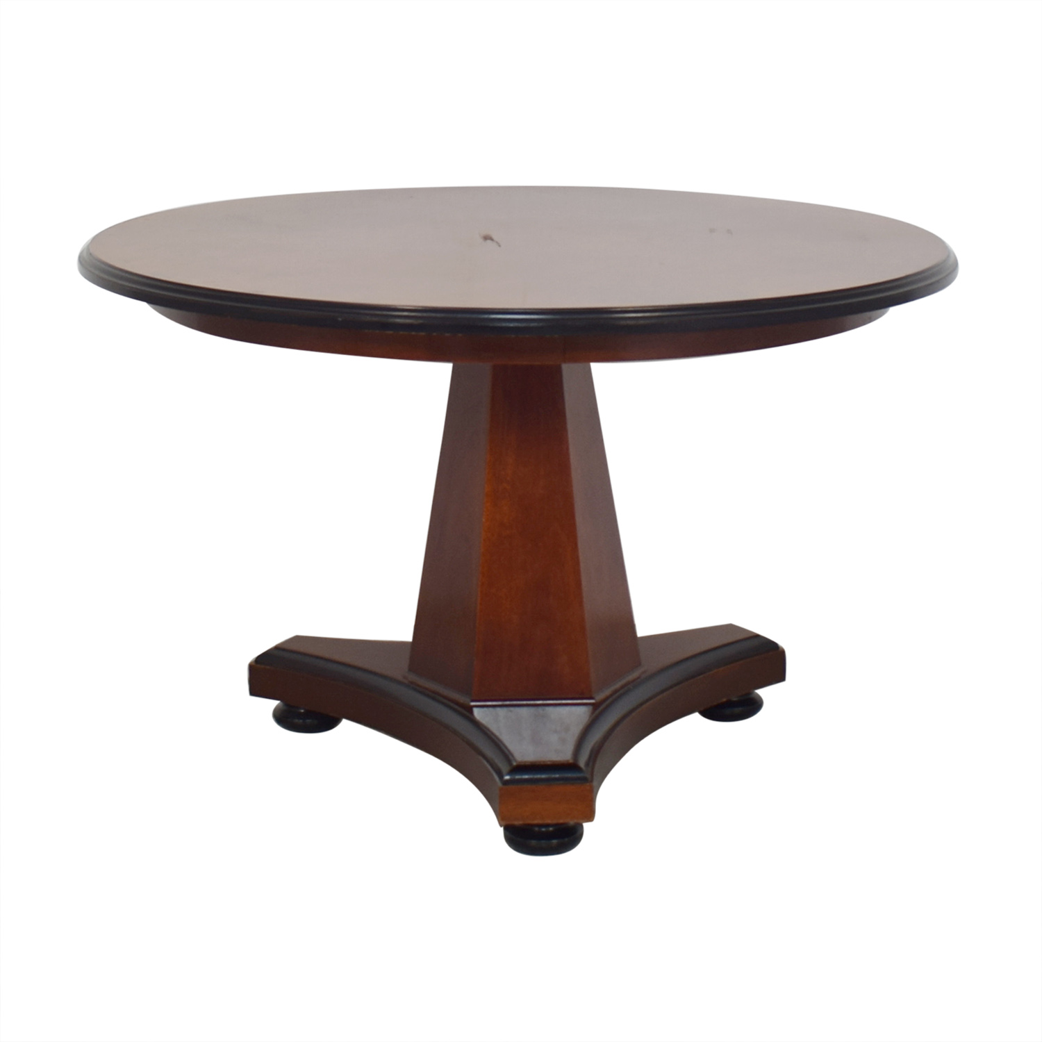 Mark Hampton Round Dining Table second hand