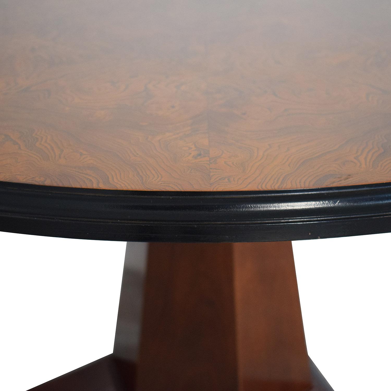 buy Mark Hampton Round Dining Table