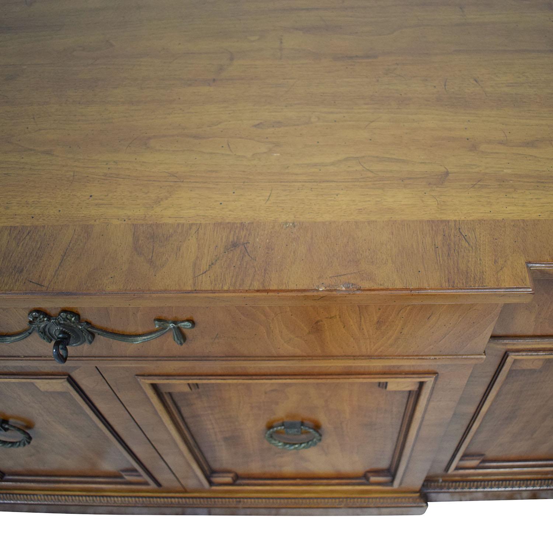 Henredon Furniture Henredon Furniture Sideboard brown