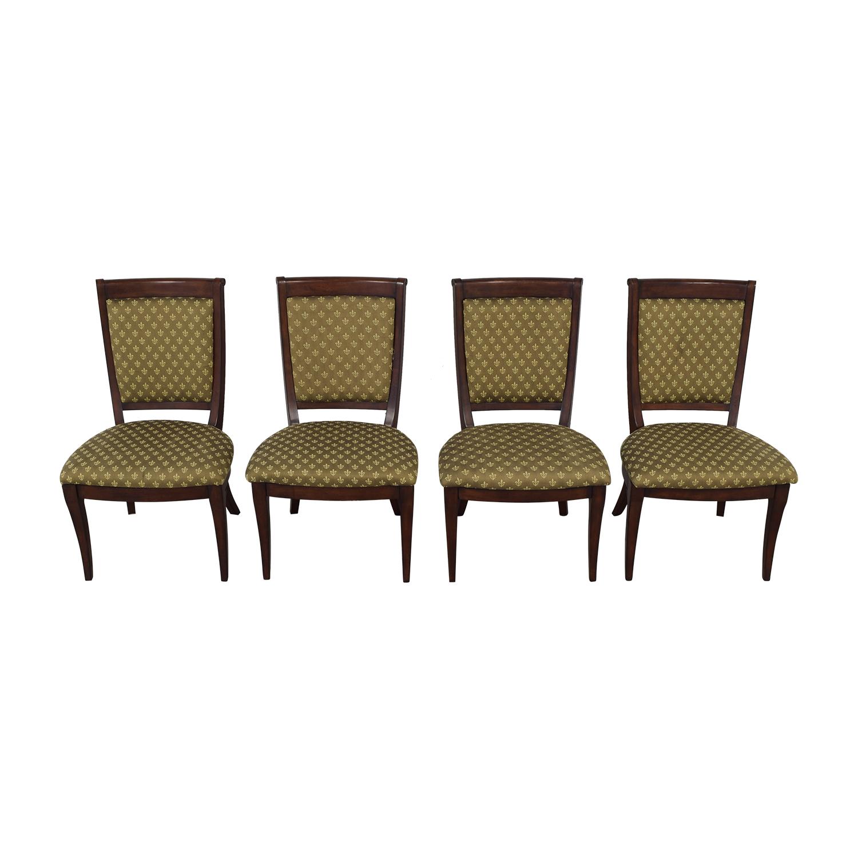 Bassett Furniture Bassett Furniture Upholstered Side Chairs Chairs