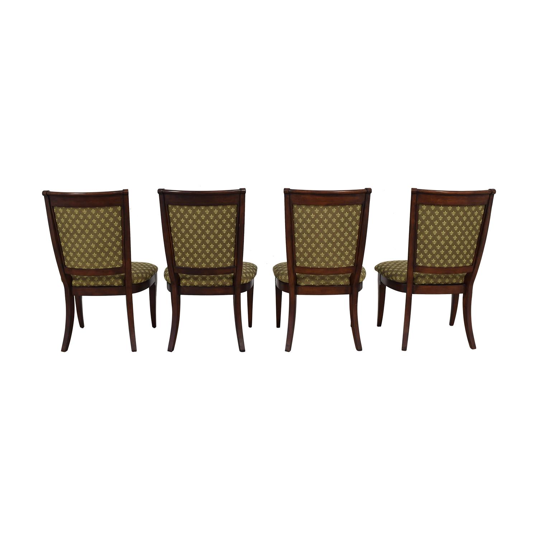 Bassett Furniture Bassett Furniture Upholstered Side Chairs nj