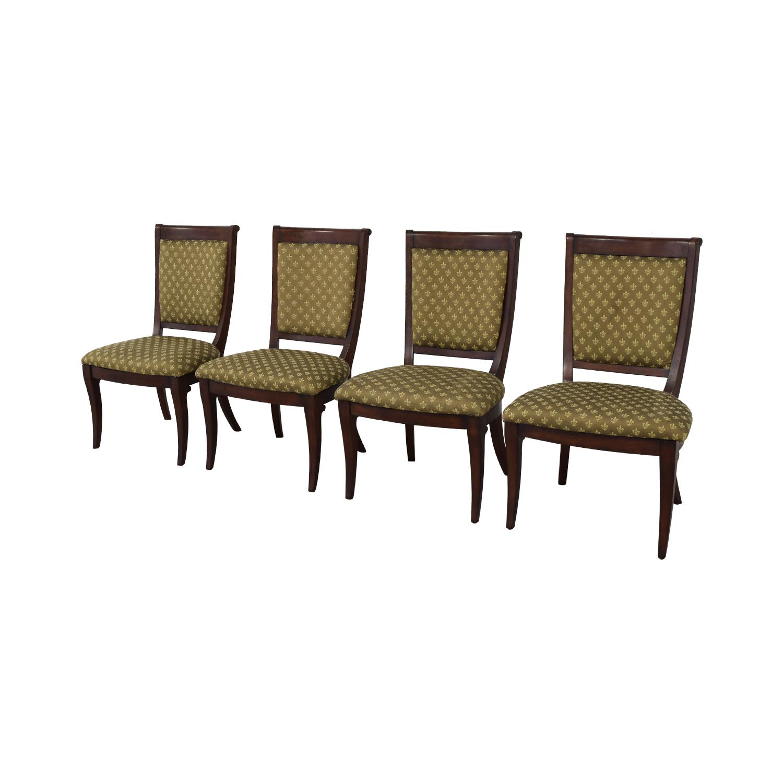 shop Bassett Furniture Bassett Furniture Upholstered Side Chairs online